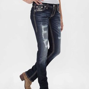 Karla Straight Stretch Jean